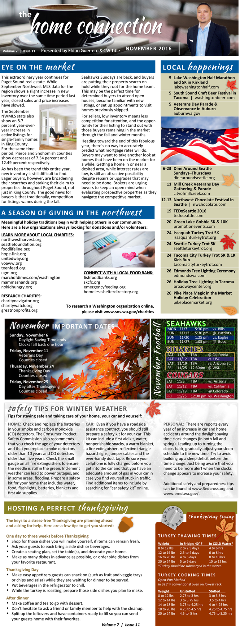 2016 10 CW Newsletter